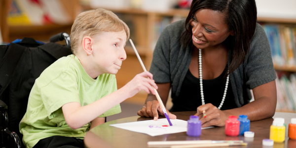 Classroom Design For Students With Disabilities ~ Udl classroom thinglink